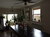 Contestant #1 : Dreary Dining Room